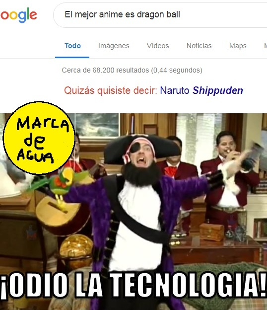 Google es troll - meme