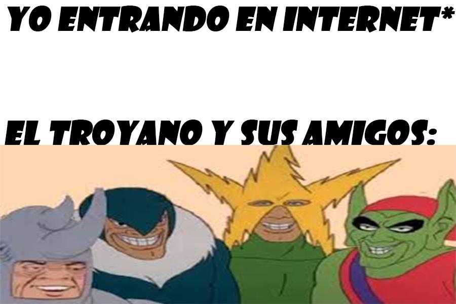 HOLAS - meme