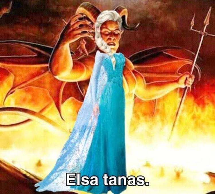 El Satanas - meme