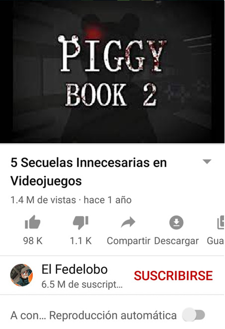 Piggy - meme