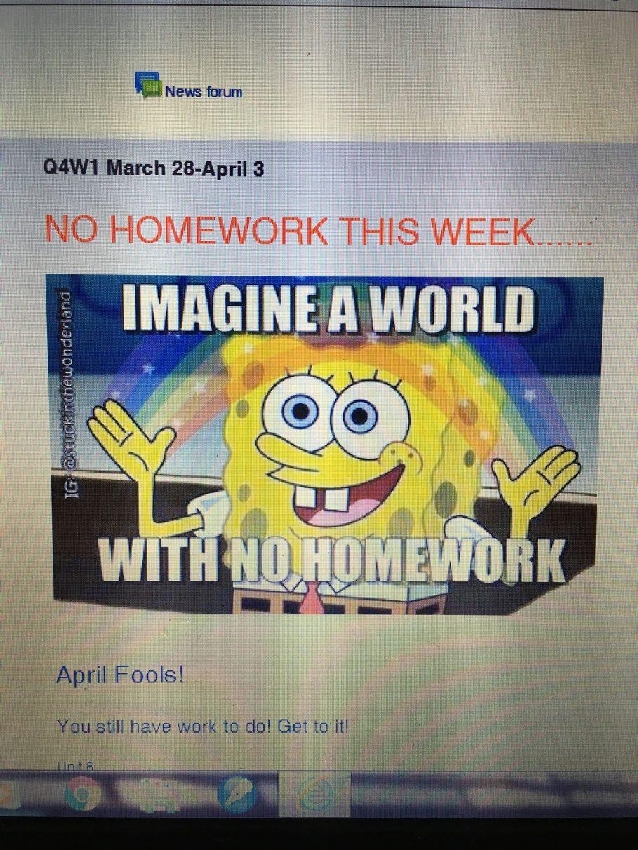 my teacher's mean - meme