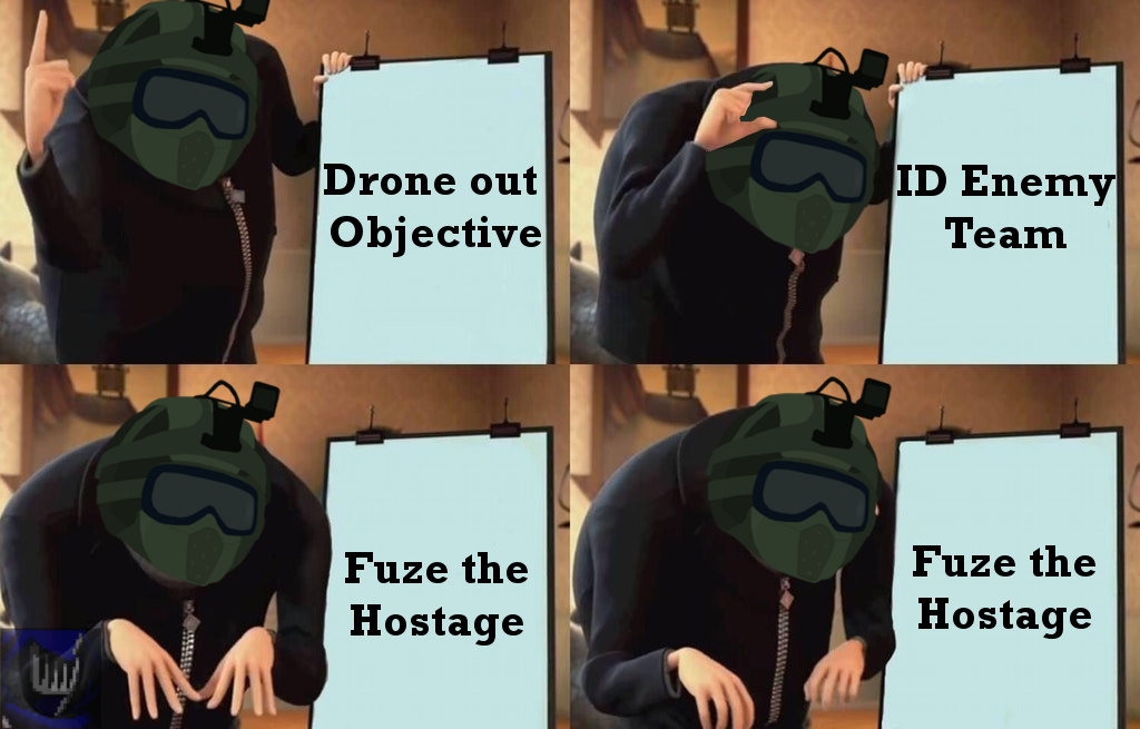 As a Fuzz main... It happens - meme