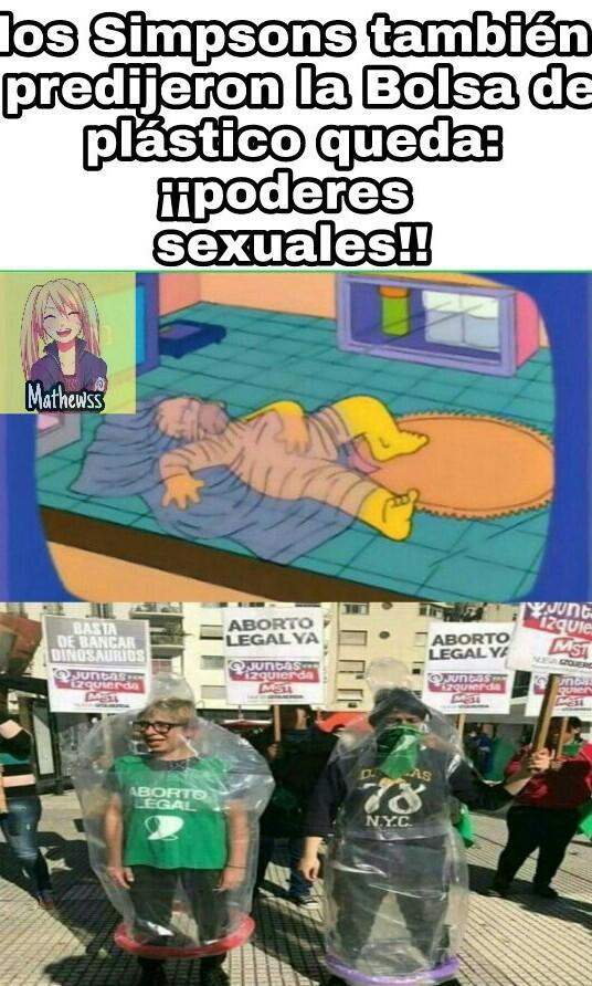 Da poderes sexuales  :O - meme