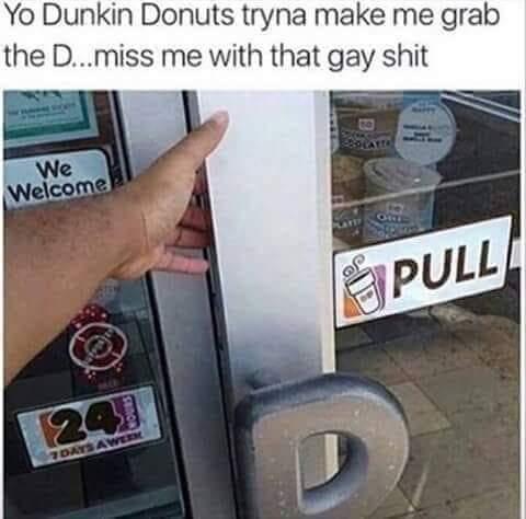 i love donuts - meme