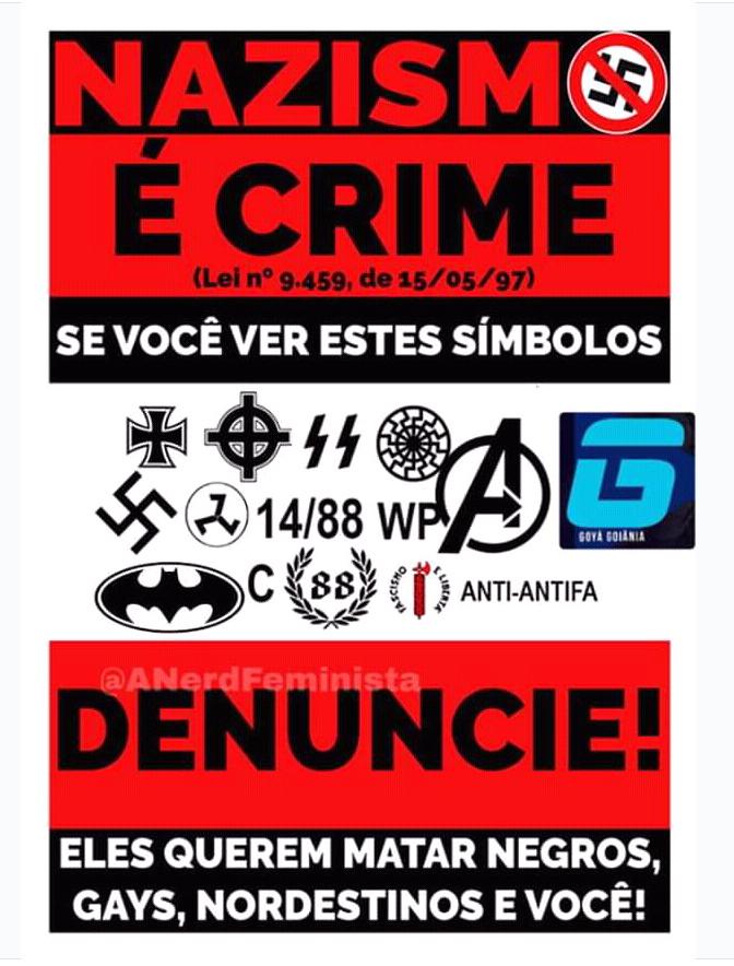 Batman nazista - meme