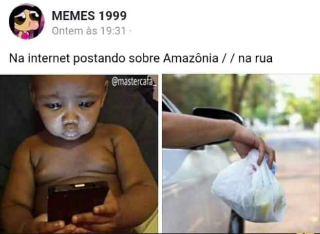 Amazonia - meme