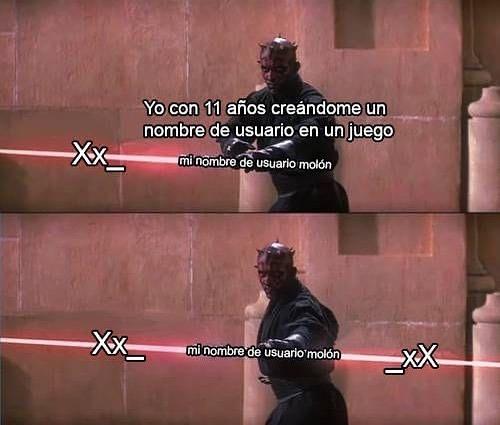 Xx_ProGamer_xX - meme