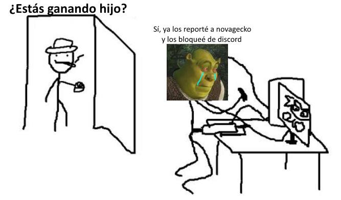 ElLlorón123 - meme