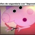 Pepa depresiva