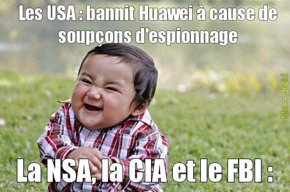 Des fans de Huawei sur memedroid ?