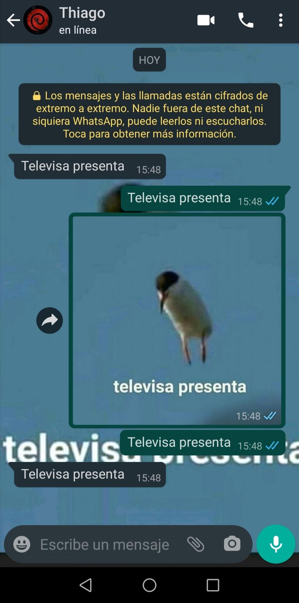 Televisa Presenta - meme