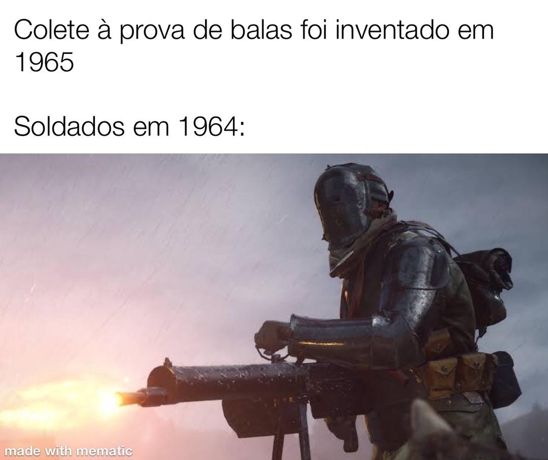 campo de batalha 1 - meme