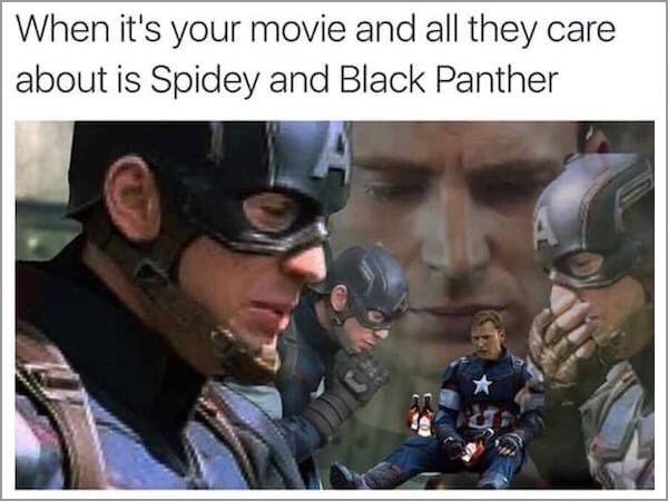 civil war - meme
