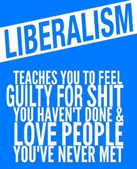 Liberalism - meme