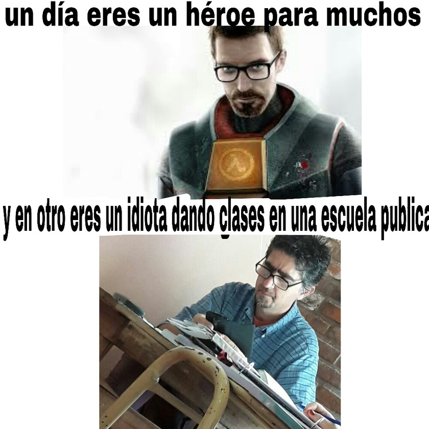 gordon freeman - meme
