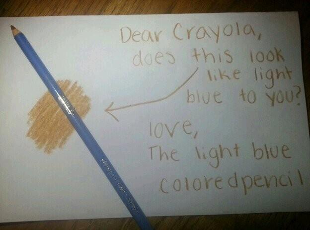 Wtf Crayola - meme