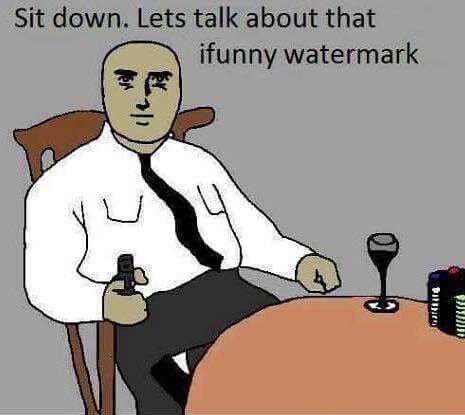 Sit down, Jimbo. - meme