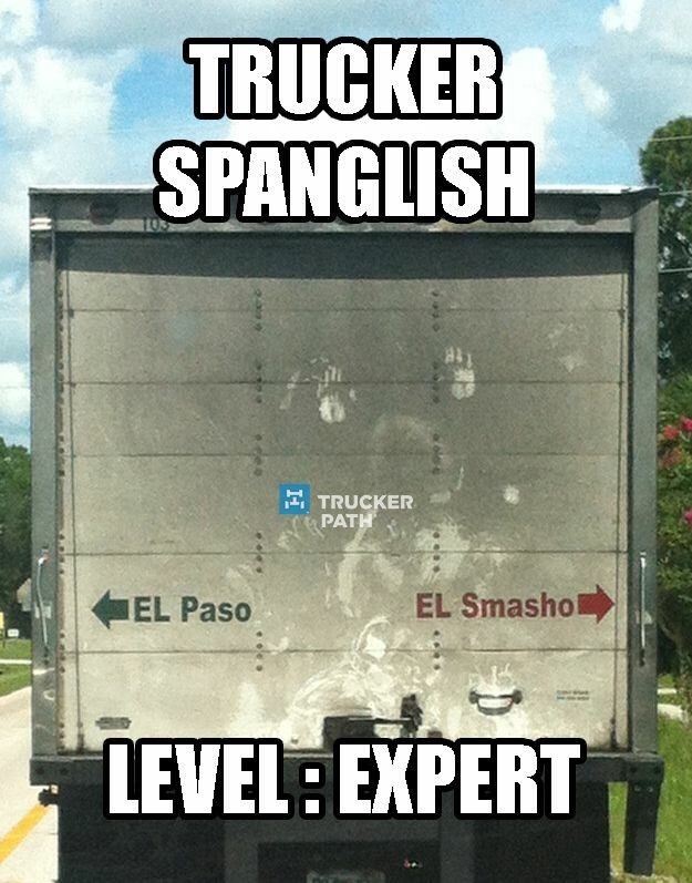 He is bilingual, you know - meme