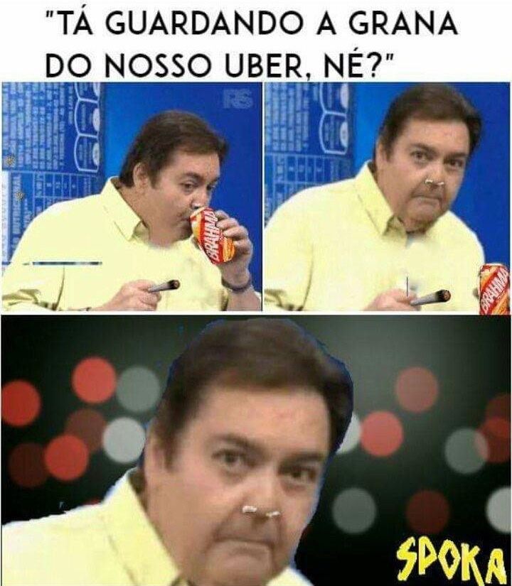 eu pago uber, rlx - meme