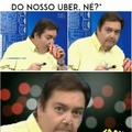 eu pago uber, rlx