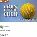 Corn on the corb