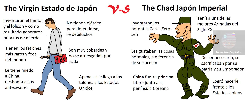 Del 1 al 10 qué tan fachero me quedó el Soldado Imperial Japonés? :happy: - meme