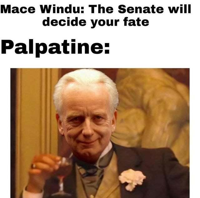 the senate - meme