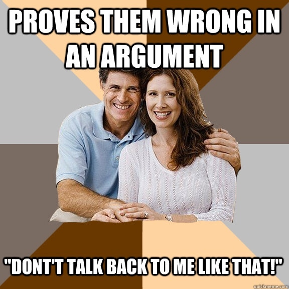 Parents - meme