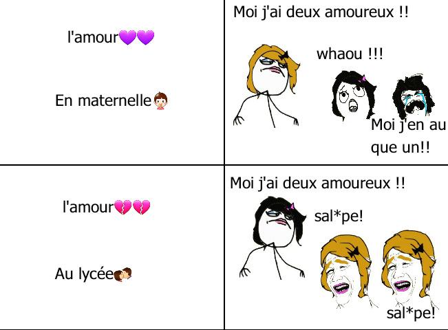 L'amour - meme
