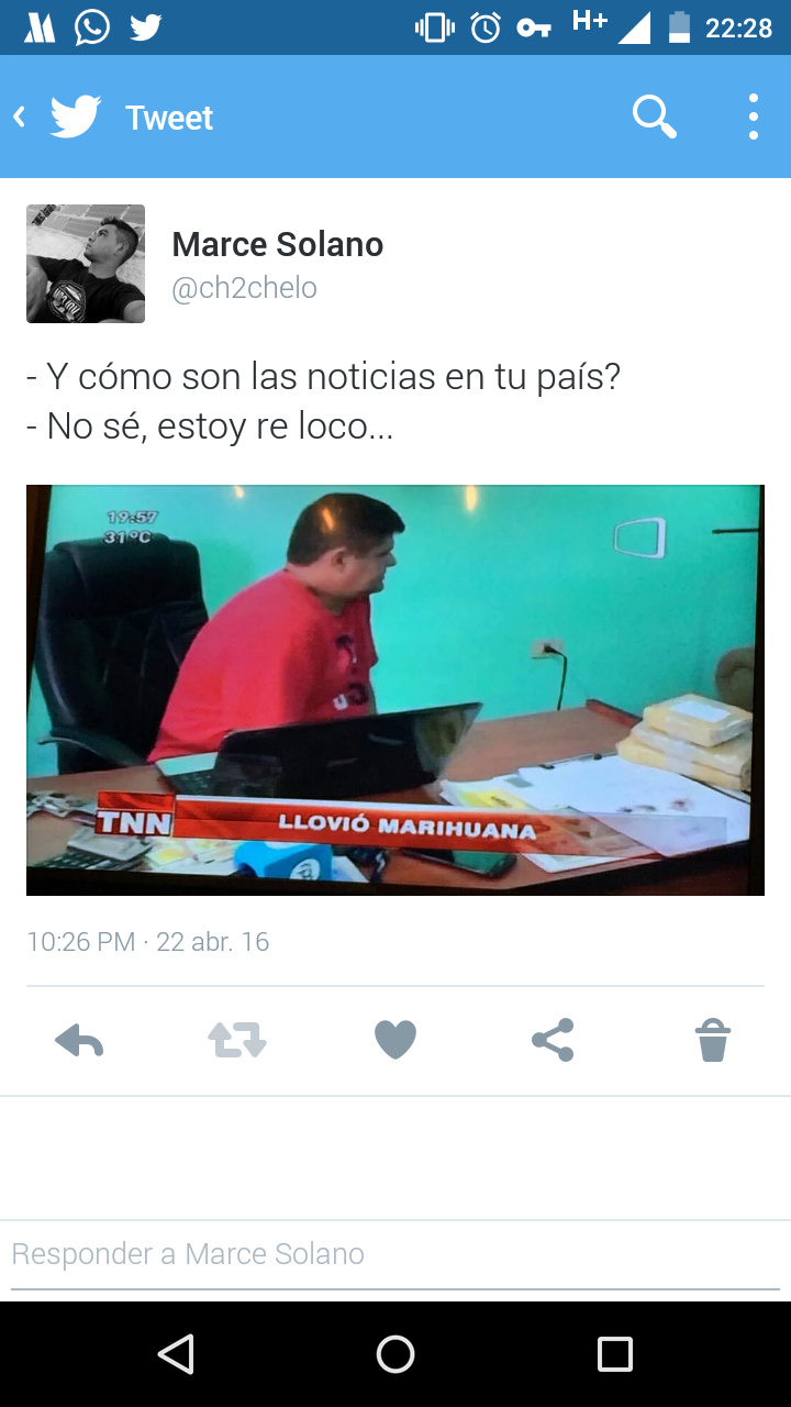 Solo en Paraguay - meme