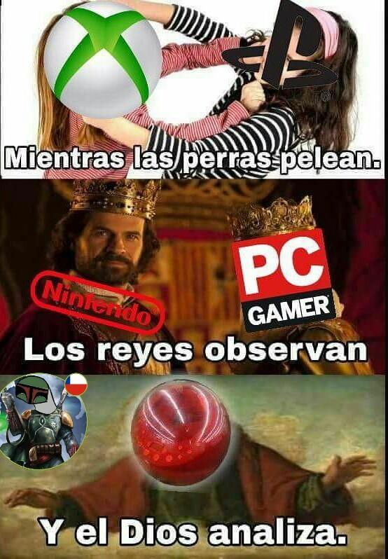 Es la juegosfera! :O - meme