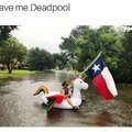 Deadpool to the rescue