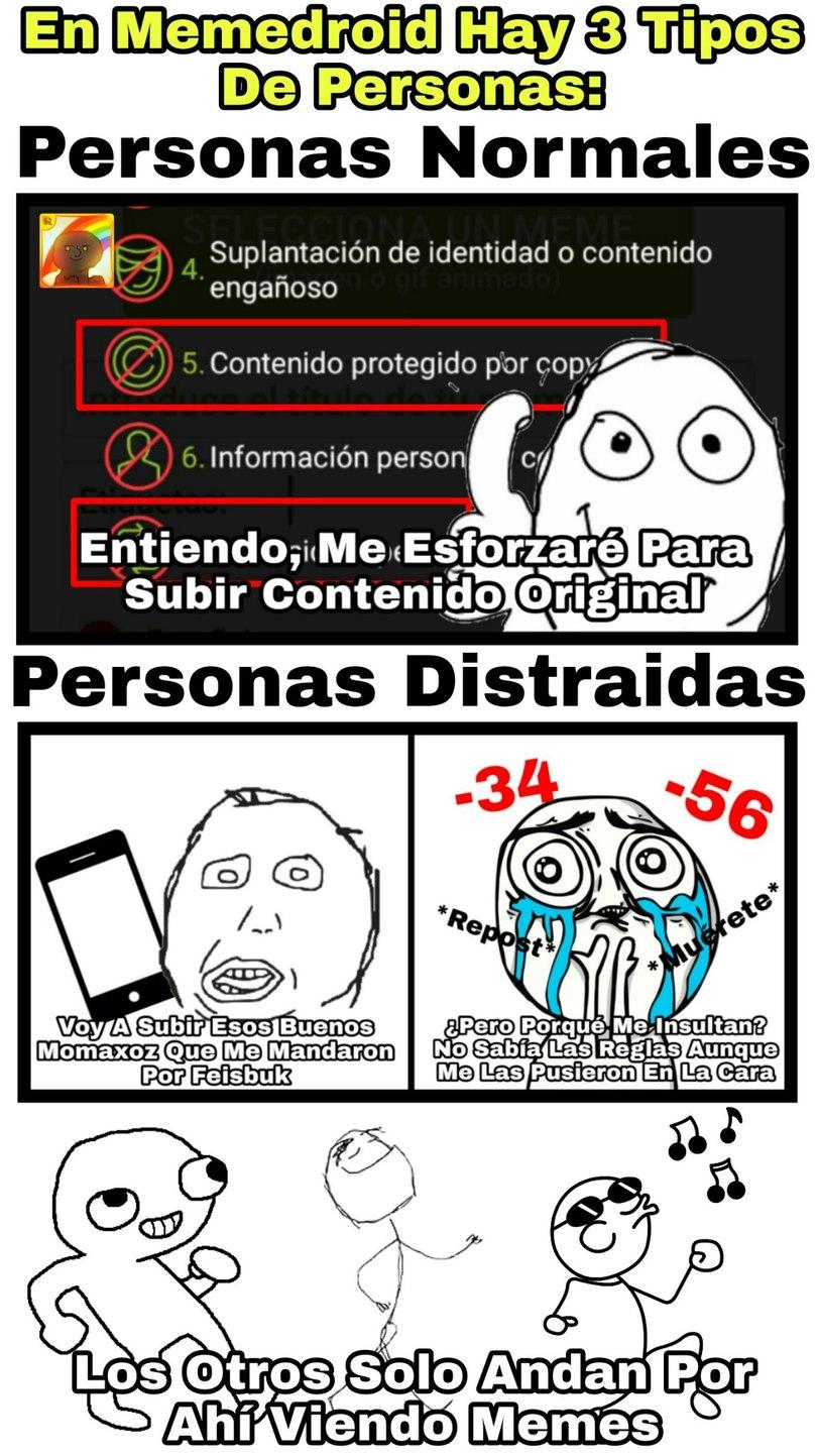 Personas - meme