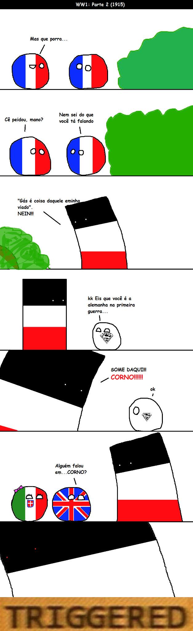WW1 Parte 2 (1915) - meme