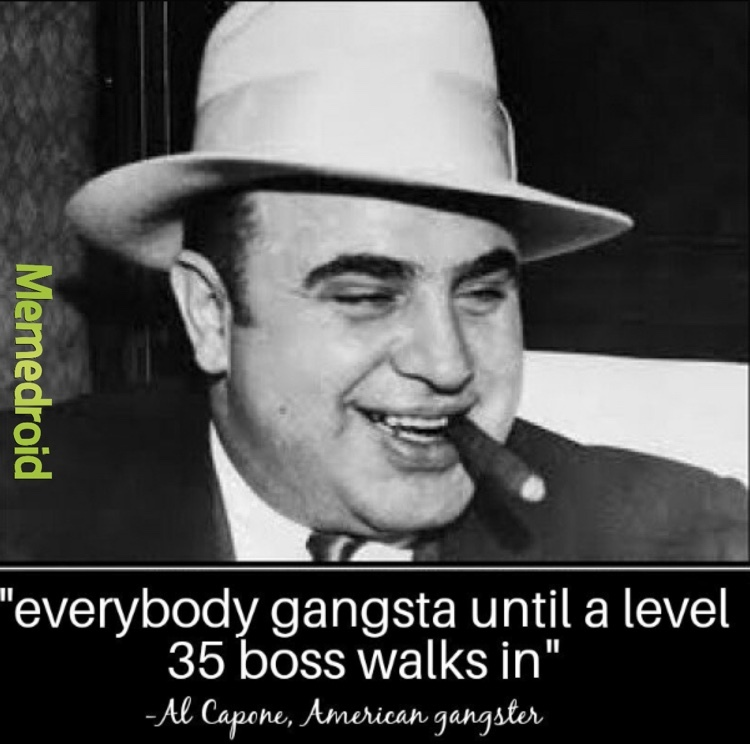 this is how the mafia works - meme