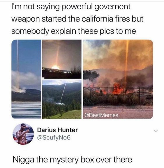Mystery box - meme