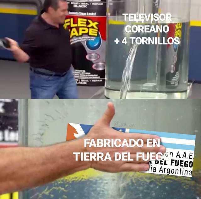 Argentinian meme