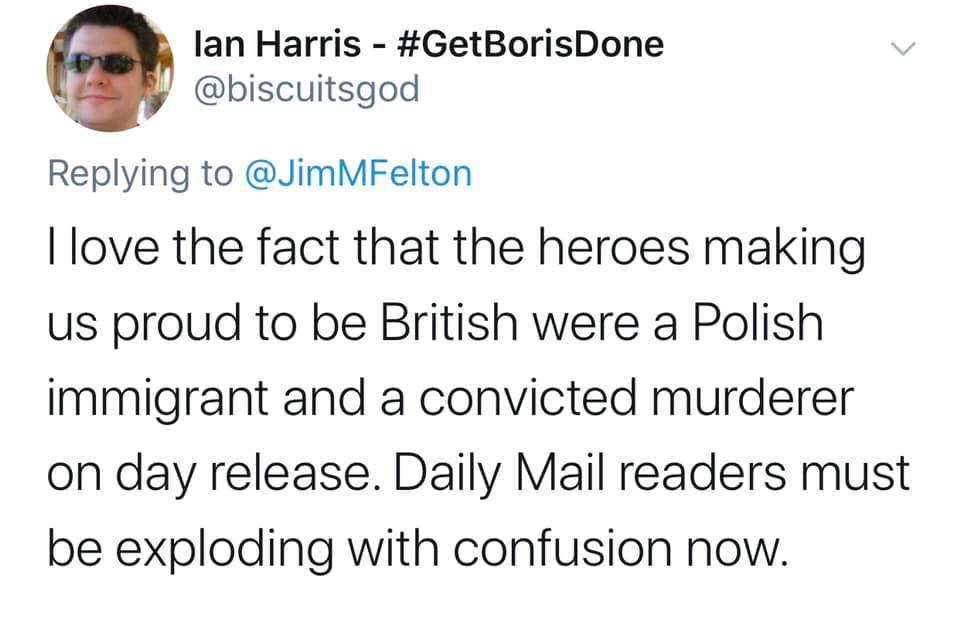 """British"" Heroes - meme"