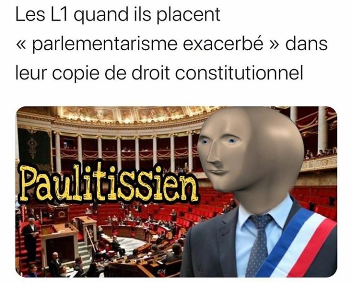 Meme de droit