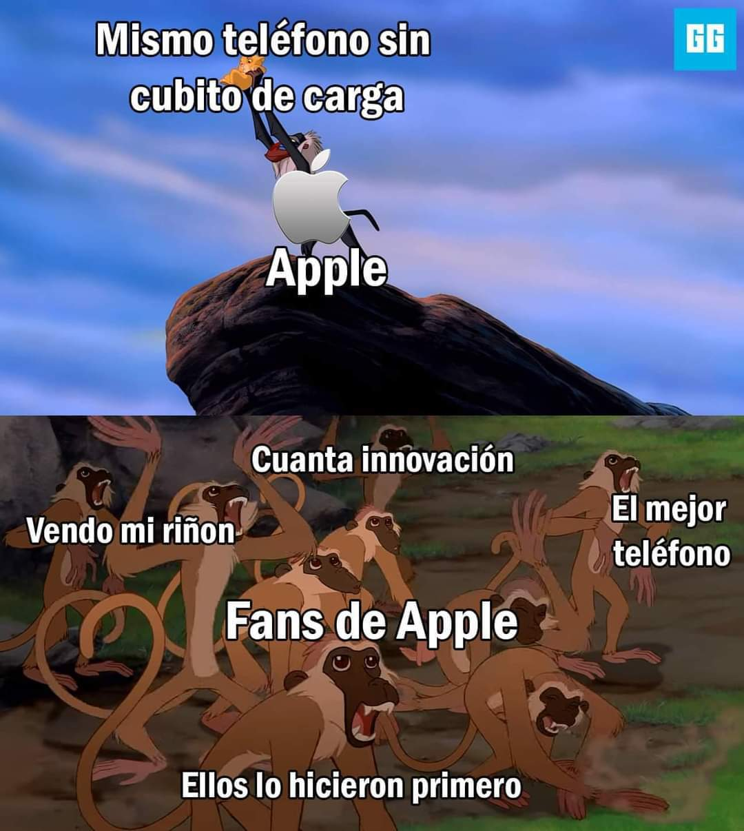Apple - meme