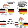 Germen Empire is better then germany