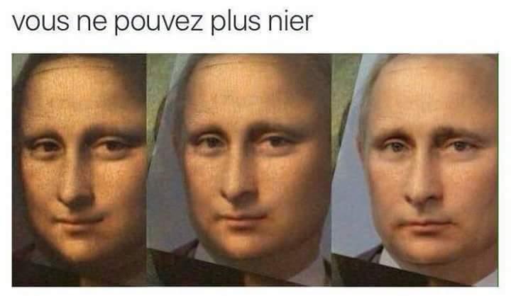 OH MY GOD IS VLADIMIR - meme