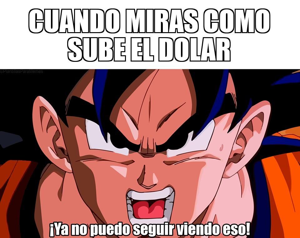 Pinche economia - meme