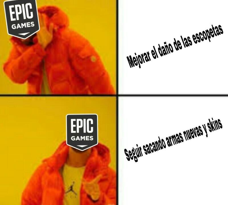 Epic Games... - meme