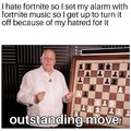 I can't lie though I'm glad fortnite was made because it keeps the kids on that game