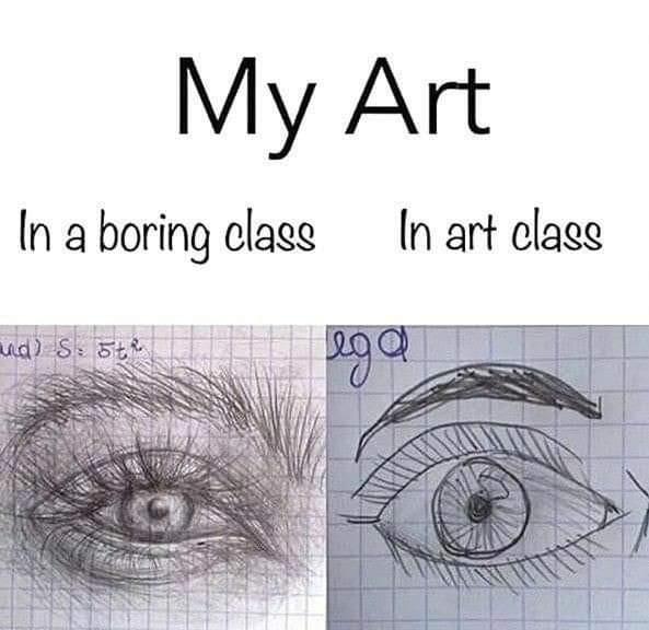Same here - meme
