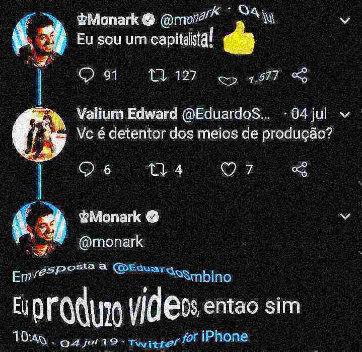 Grande Monark - meme