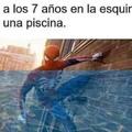 Me sentía como Spiderman