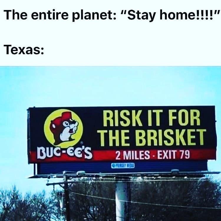 Who'd risk it? - meme