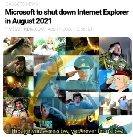 Microsoft - meme